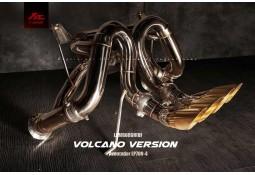 Echappement Fi EXHAUST Lamborghini Aventador LP700-4 - Ligne Cat-Back à valves (2011+)