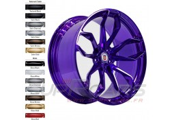 "4 Jantes HRE P201 FORGED en 20"" 21"" 22"""