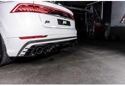 Diffuseur + Embouts d'échappement  ABT Audi Q8 4M S-Line (08/2018-)