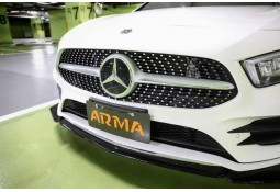 Spoiler Avant Carbone ARMA SPEED Mercedes Classe A 250 (+4MATIC) (W177) (2018+)