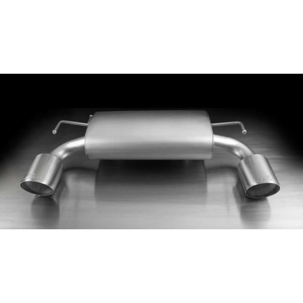 Echappement REMUS Nissan 370Z - Silencieux