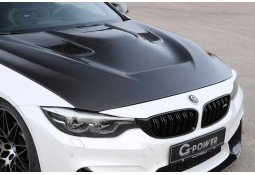 Capot Carbone G-POWER BMW M4 (F82 / F83) (2014+)