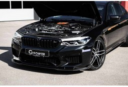 Spoiler Avant Carbone G-POWER RS BMW M5 (F90) (2018+)