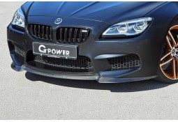 Spoiler Avant Carbone G-POWER RS BMW M6 (F12/F13) (2012+)