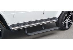 Marche pied électrique long + Silencieux échappement à valves MANSORY Mercedes Classe G63 (W463A)(2018-)