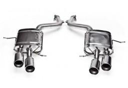 Echappement TUBI STYLE Maserati GranTurismo / GranCabrio 4,2 / 4,7 -Silencieux à valves (2007-)