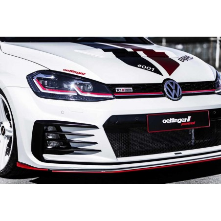 Prise d'Air Capot TCR Germany Street OETTINGER Golf VII GTI / R Facelift (04/2017-)