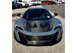 Capot Carbone Look P1 DarwinPro McLaren 650S (2014+)