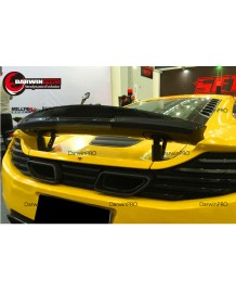 Becquet de coffre Carbone DarwinPro McLaren MP4-12C (2012-2014)