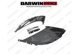 Ecopes Latérales Carbone DarwinPro McLaren 650S (2014+)