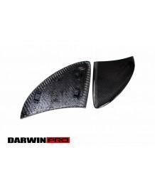 Ecopes Latérales Carbone DarwinPro McLaren 540C / 570GT / 570S (2015+)