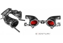 Kit Admission Direct Porsche 991 Turbo / Turbo S 991.1 991.2 EVENTURI Carbone