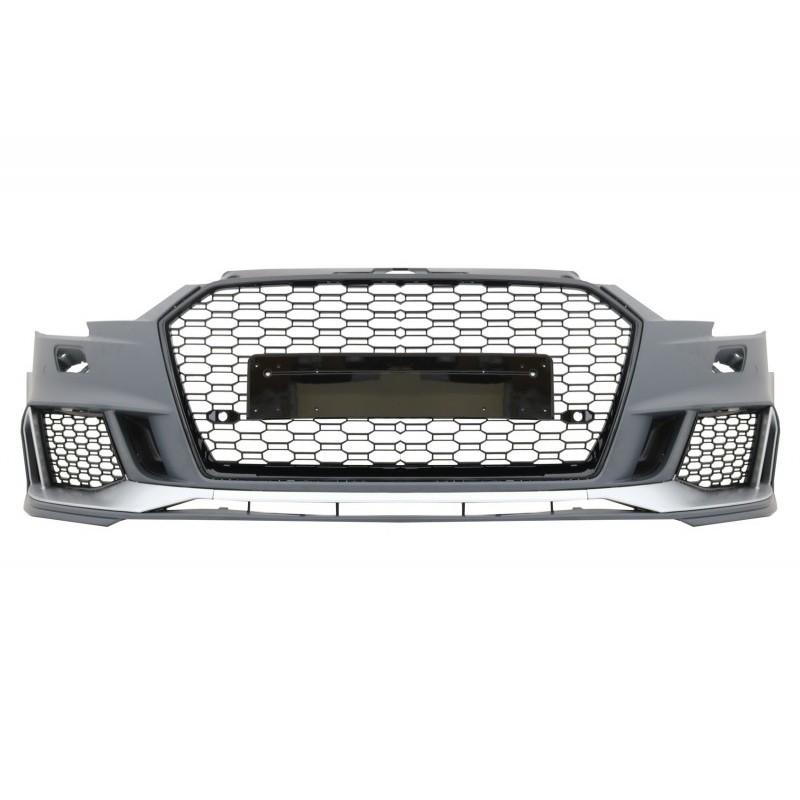 Pare-chocs look RS3 8V pour Audi A3 8V Berline / Cabriolet (2016-2019)