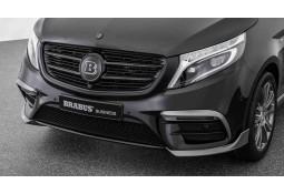 Extensions de Spoiler Avant BRABUS Mercedes Classe V (W447) (+Facelift) Pack AMG (2014+)