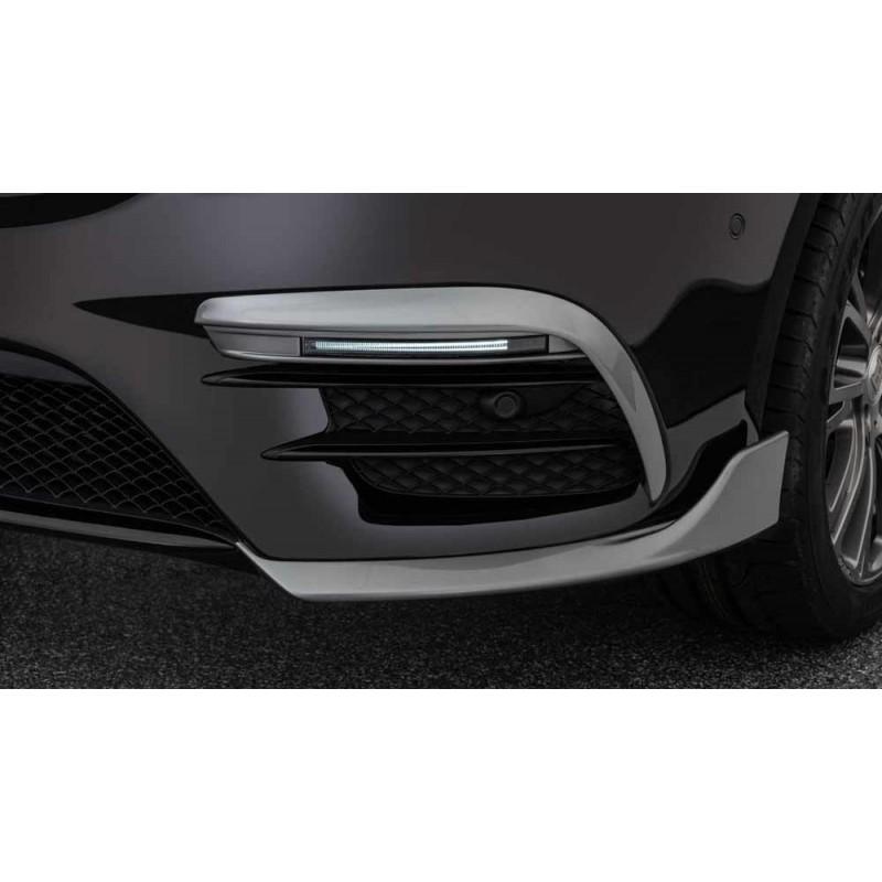 Inserts de Pare-Chocs Avant BRABUS Mercedes Classe V (W447) (+Facelift) Pack AMG (2014+)