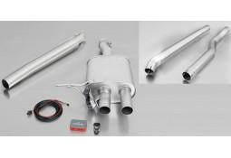 Echappement REMUS Mini Cooper S F56 192ch (2015-05/2018)- Ligne Cat-Back à valves RACING