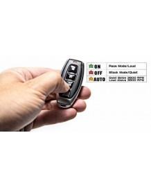 Echappement ARMYTRIX Audi TTS (8S) - Ligne Cat-Back à valves (2014+)