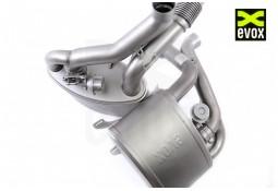 Echappement EVOX Porsche 911 (997.1) - Silencieux à valves (2005-2008)