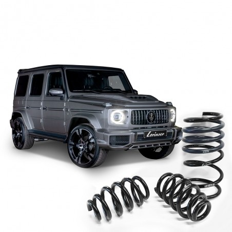 Ressorts courts LORINSER pour Mercedes Classe G63 AMG / G65 AMG / G500 / G350d W463 (2012+)