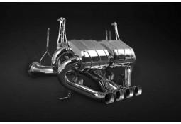 Echappement CAPRISTO Lamborghini Aventador SV - Silencieux à valves (2015+)