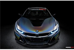 Spoiler Avant Carbone DarwinPro BMW I8 Hybrid (l12) (2014-2017)
