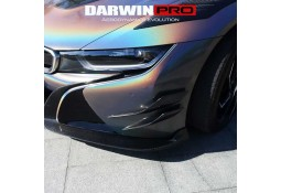 Canards carbone avants DarwinPro BMW I8 Hybrid (l12) (2014-2017)