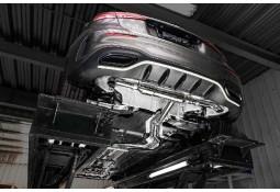 Echappement IPE INNOTECH Mercedes Classe A250 (W177) - Ligne complète à valves (2018+)