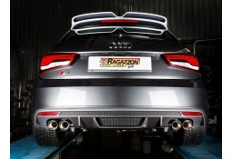 Echappement RAGAZZON Audi S1 Sportback (8X) - Ligne Cat-Back à valves (2014+)