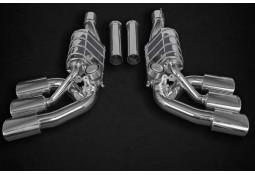 Echappement CAPRISTO Mercedes Classe G500 / G63 AMG (W463A) - Silencieux à valves (2018+)