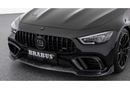 Spoiler Avant Carbone BRABUS Mercedes AMG GT Coupe (X290) (2018+)