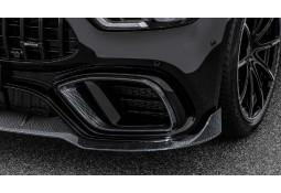 Extensions de Pare-chocs Avant Carbone BRABUS Mercedes AMG GT Coupe (X290) (2018+)