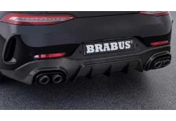 Echappement BRABUS Mercedes AMG GT Coupe (X290) - Ligne Cat-Back à valves + Diffuseur (2018+)