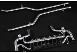 Echappement CAPRISTO Mercedes SLS AMG (R/C197) - Ligne Cat-Back à valves (2009-2014)