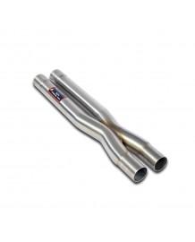 Echappement SUPERSPRINT Maserati MC Stradale 4,7i V8 150/460Ch  -X pipe