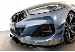 Extension de Spoiler avant carbone AC SCHNITZER BMW 840d 840i M850i (G14/G15) Pack M (2019+)