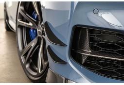 4 Ailerons latérales carbone AC SCHNITZER BMW 840d 840i M850i (G14/G15) Pack M (2019+)