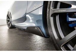 2 Extensions bas de caisse carbone AC SCHNITZER BMW 840d 840i M850i (G14/G15) Pack M (2019+)