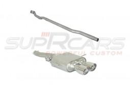 Echappement RAGAZZON MINI Cooper S (R56) - Ligne Cat-Back à valves (2006+)