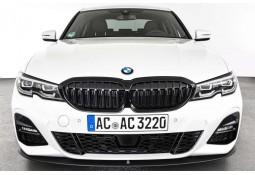 Lame de Spoiler Avant AC SCHNITZER BMW Série 3 Pack M (G20/G21) (2019+)