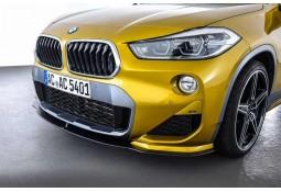 Spoiler Avant AC SCHNITZER BMW X2 M35i (F39) (2018+)