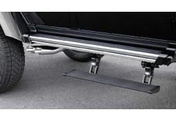 Marche pied électrique + Silencieux BRABUS Mercedes Classe G 63 6x6 / G 500 4x4 Version Courte (W463)