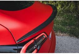 Becquet de coffre carbone NOVITEC Tesla Model 3