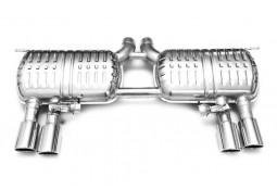 Echappement EISENMANN Bmw X6M E71 - Silencieux à valves (2008-)