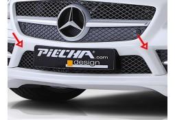 Extension de pare-chocs avant PIECHA pour Mercedes SLK R172 sans Pack AMG