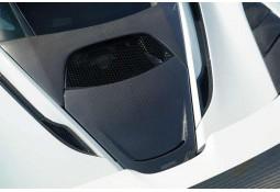 Prise d'Air centrale Arrière Carbone NOVITEC McLaren 720S