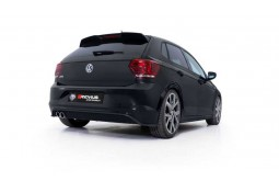 Echappement REMUS VW Polo 2,0 TSI GTI VI 200ch (2019+)- Ligne FAP-Back (Racing)