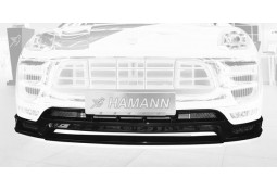 Spoiler avant HAMANN Porsche Macan pack SportDesign (95B)(2014-2018)