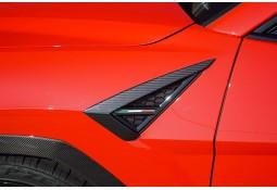 Coques de Rétroviseurs Carbone NOVITEC Lamborghini Urus