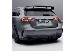 Diffuseur arrière + embouts échappements A45 S AMG pour Mercedes Classe A (W177) Pack AMG