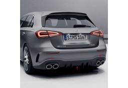 Diffuseur arrière + embouts échappements A45 S AMG Mercedes Classe A (W177) Pack AMG